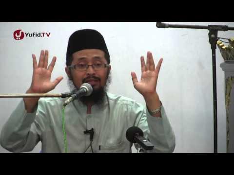 Kajian Islam: Pendapatku Benar, Namun Boleh Jadi Salah - Dr. Muhammad Arifin Badri, M.A.
