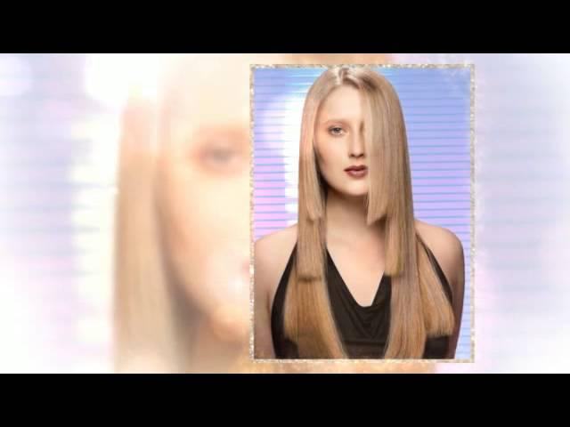 Самый модный шарф-капюшон.  Вариация стрижки слоями на длинных волосах - видео-урок.  Прическа для коротких волос.