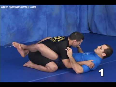Saulo Ribeiro FreeStyle Revolution Jiu-Jitsu - Passing the Guard Image 1