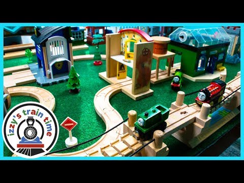 Thomas and Friends | Bubs Teaches Yaya! Fun Toy Trains for Kids