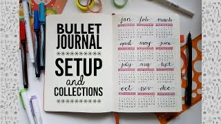My Bullet Journal Setup Amp Collections
