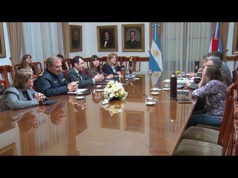 La provincia fortalece estrategias de contención social