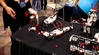 Consumer Electronics Show (CES) 2013 Recap, Highlights_ Lego Mindstorms EV3