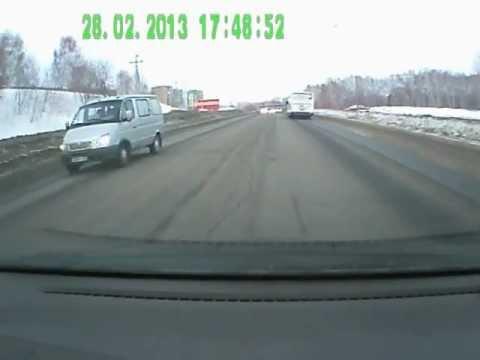 ДТП Кемерово 28.02.2013