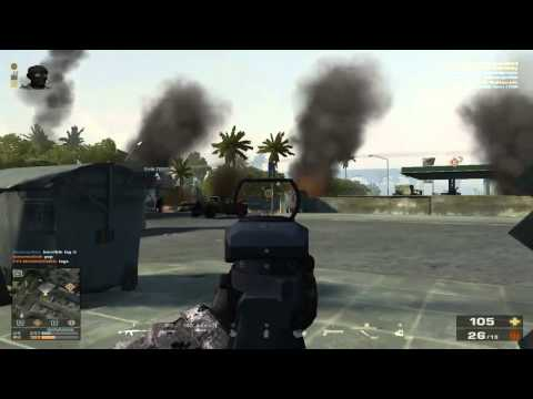 Let's Play Battlefield Play4Free #13 (german) - In feindlichen Linien