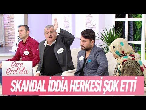 Skandal iddia herkesi şok etti - Esra Erol'da 7 Kasım 2017