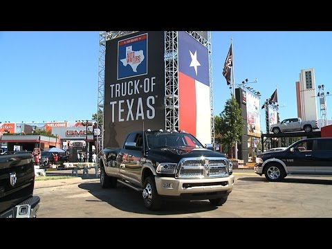 Ram Truck Brand at the 2014 State Fair of Texas