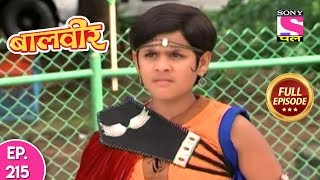 Baal Veer - Full Episode  215 - 25th March, 2019