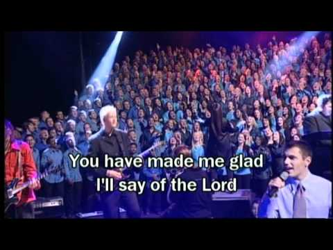 Hillsong - Made me glad (HD with Lyrics/Subtitles) (Best Worship Song to Jesus)