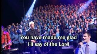 Hillsong - Made me glad (HD with Lyrics/Subtitles) (Best Worship Song for Jesus)