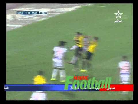 Maghreb Fez 2-0 Maghrib Association Tetouan