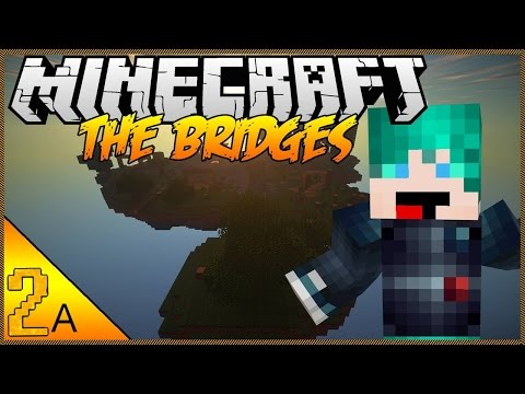 Minecraft: Funny Mini-Game The Bridges Trolling Phase Map: ICE LANDS