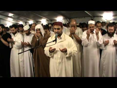Douaa Khatm Al Qur'an par cheikh Yunus Ramadan 2012 mosquée de Puteaux