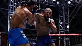 Fight Replay: Dhiego Lima vs. Gilbert Smith | THE ULTIMATE FIGHTER