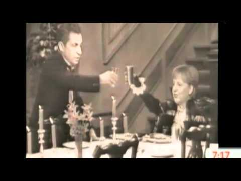 Merkel Sarkozy Dinner For One - With English Subtitle video