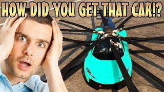 INSANE VEHICLE MODS TROLLING!! (GTA 5 Mods)