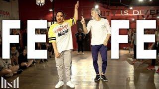6ix9ine 34 Fefe 34 Ft Nicki Minaj Dance Matt Steffanina Sienna Lalau Choreography