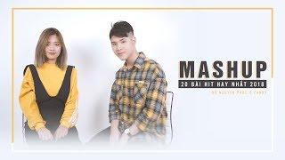 Mashup 20 Hit Vpop 2018 | Đỗ Nguyên Phúc x Fanny | OFFICIAL MV STUDIO