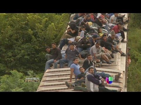 Oleada de inmigrantes menores de edad va tras el sueño americano