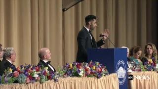 White House Correspondents Dinner 2017 hosted by Hasan Minhaj