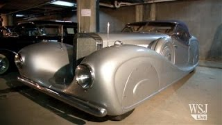 Adolf Hitler Gift of Ltd. Edition Model Benz to King of Iraq Now 82 Years Old