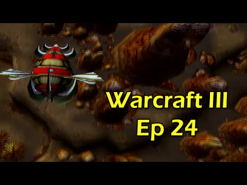Warcraft 3 with Wowcrendor Ep 24: Wild Wacky Wyvern World