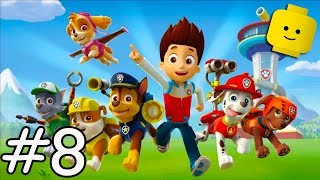 PAW PATROL ON A ROLL Cartoon Game Videos for Kids - Video Games for Children #8