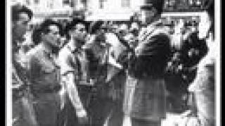 Le Chant des Partisans (French Resistance song, from WW2)