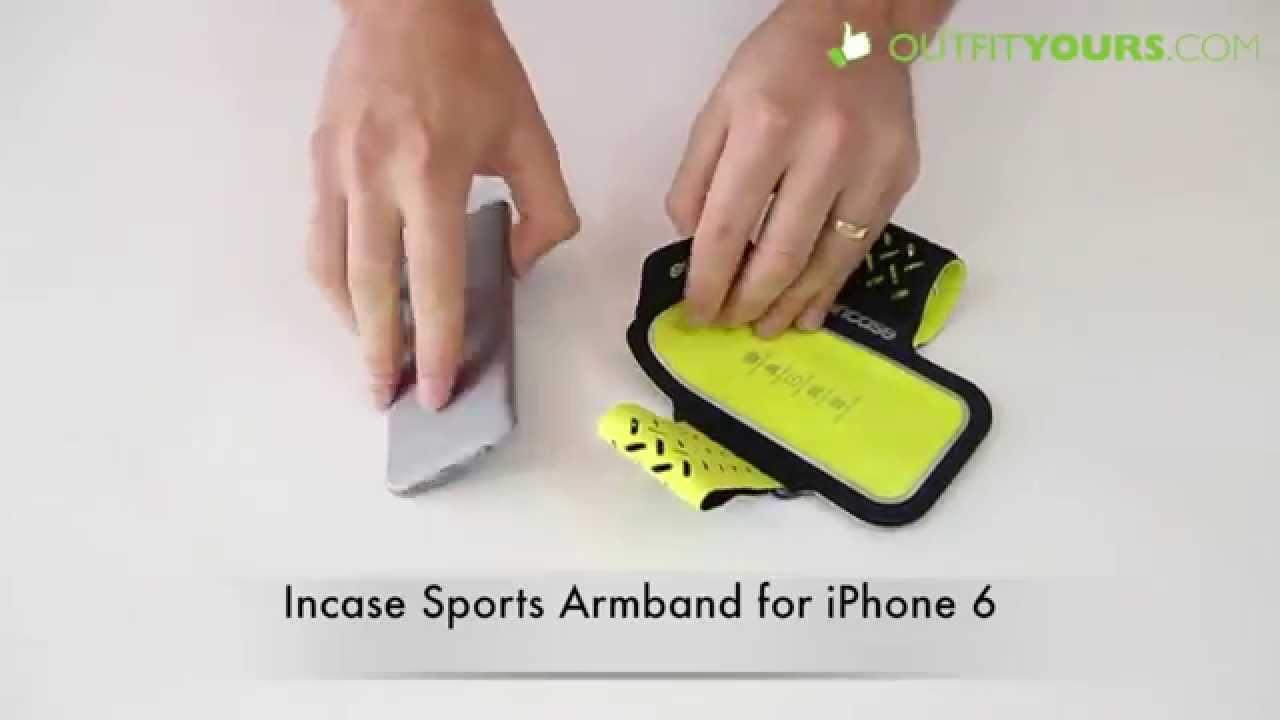 Iphone Workout Armband Incase Armband For Iphone 6