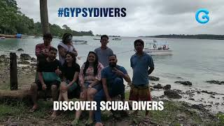 Discover Scuba dive with Gypsy divers  V Review