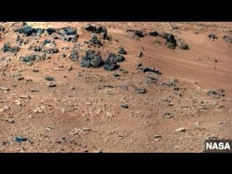 NASA's Curiosity Rover Finds Water in Martian Soil