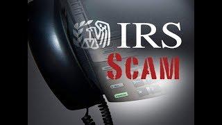 Svetlana Calls the 'IRS'. Scammer Troll Time!