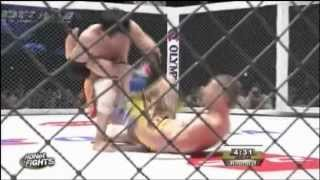 Sakuraba vs. Galesic: Submission of the Decade