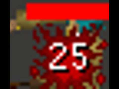 Runescape Bounty Hunt Video #10 Corrupt Dbaxe Ranginghero4 - Solo F2P Med Crater Pure -