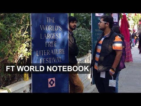 New dilemmas for India's writers and publishers I FT World Notebook
