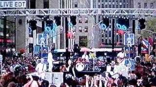 """Don't Speak"" NO DOUBT Reunion Live! 5-1-09 Today Show"