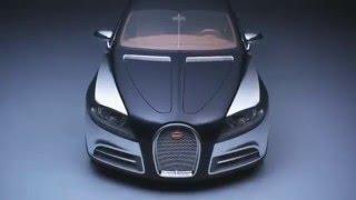 Bugatti Royale Interior - Exterior