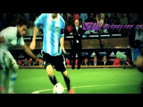 Lionel Messi vs Cristiano Ronaldo   ► Battle of the world  Best Fight  ◄  2013║ ™    HD