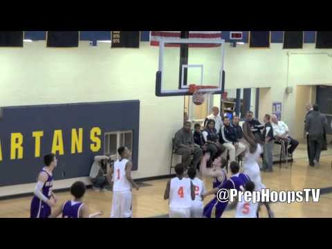 Darrell Davis 2014 Detroit Douglass Hurricanes highlights