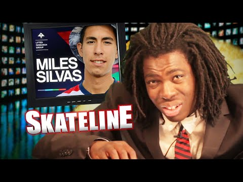 SKATELINE - Miles Silvas, Mikey Taylor, Jack Curtin, Provost x Hoffart and more