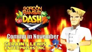 Gordon Ramsay Dash | Official Reveal Trailer
