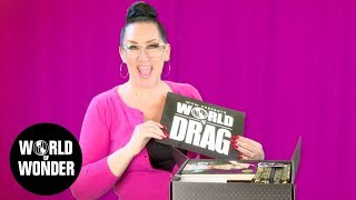UNBOXING with Michelle Visage - World of Drag Box!