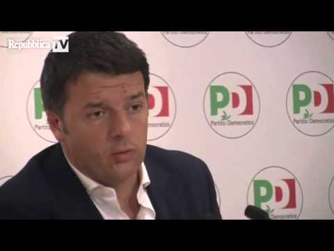 L. Elettorale, Renzi: