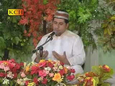 Na Poochiye Ke Kya Hussain Hain- Mudassir Hamdani video