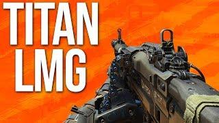 Black Ops 4 In Depth: Titan LMG