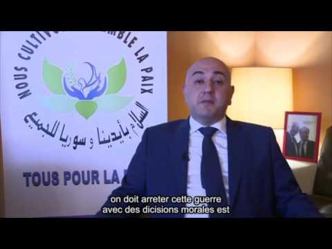 Message du Dr Khatab à Poutine et Erdogan