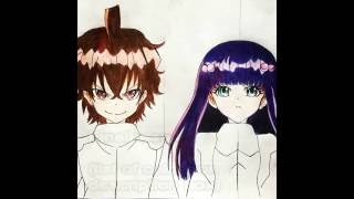 How to draw Twin star exorcists