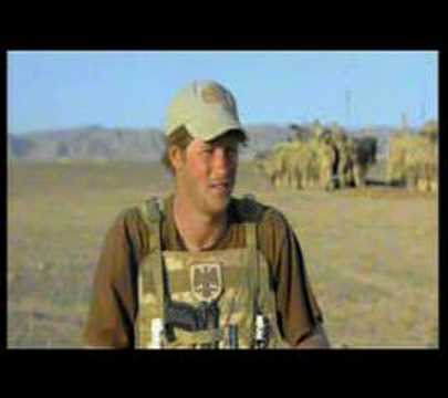 Prince Harry on the Front Line fighting in Afghanistan