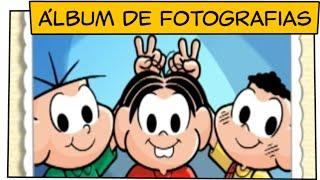 Álbum de Fotografias | Turma da Mônica