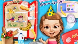 """Sweet Baby Girl Cleanup 4 """"TutoTOONS Educational Education"""" Android Gameplay Video"""